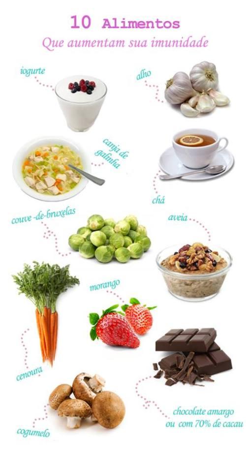 10 alimentos
