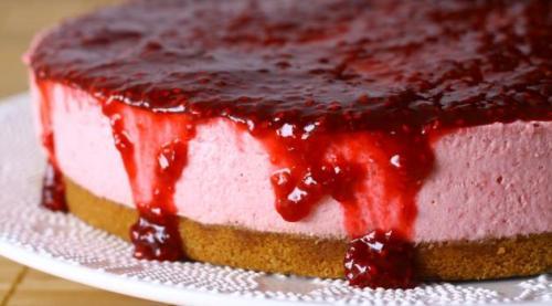 torta-de-framboesa-doce-sobremesa