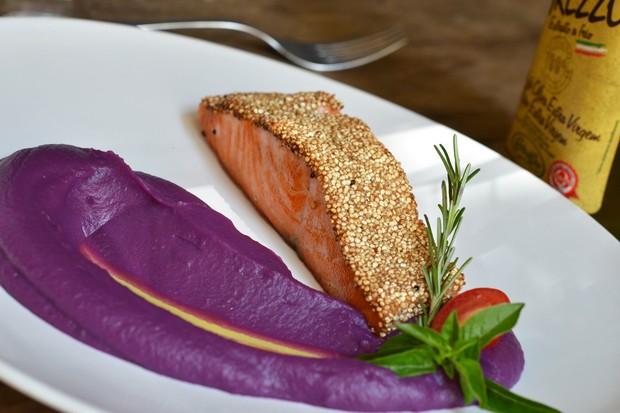 salmone_con_quinoa