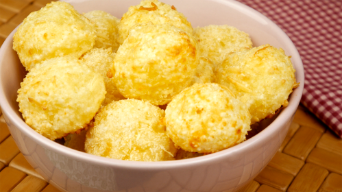 pao de queijo de tapiuoca