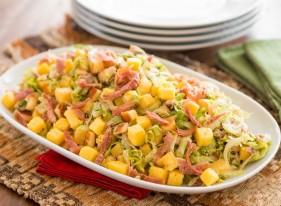 salada-de-polenta-com-presunto-parma-e-ricota